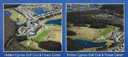 Hidden Cypress in Sun City Hilton Head!